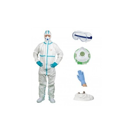 Zestaw hermetyczny ochronny - COVID-19